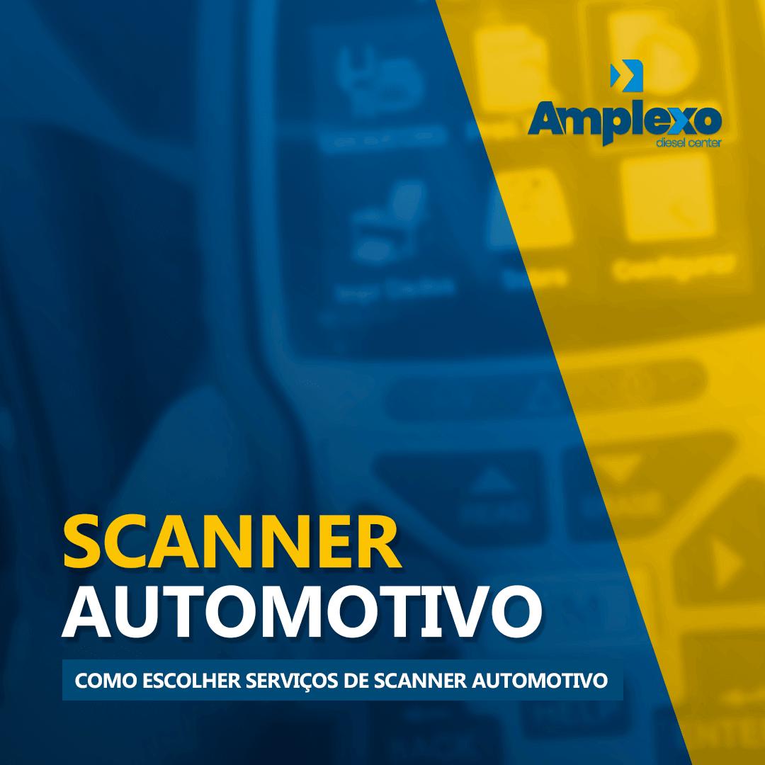 Scanner Automotivo