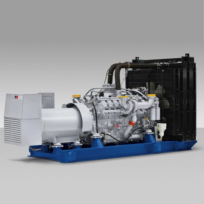 manutenção gerador diesel