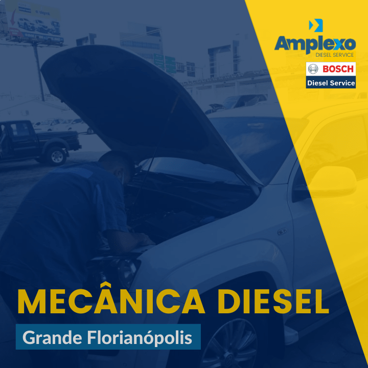 Mecânica diesel na Grande Florianópolis