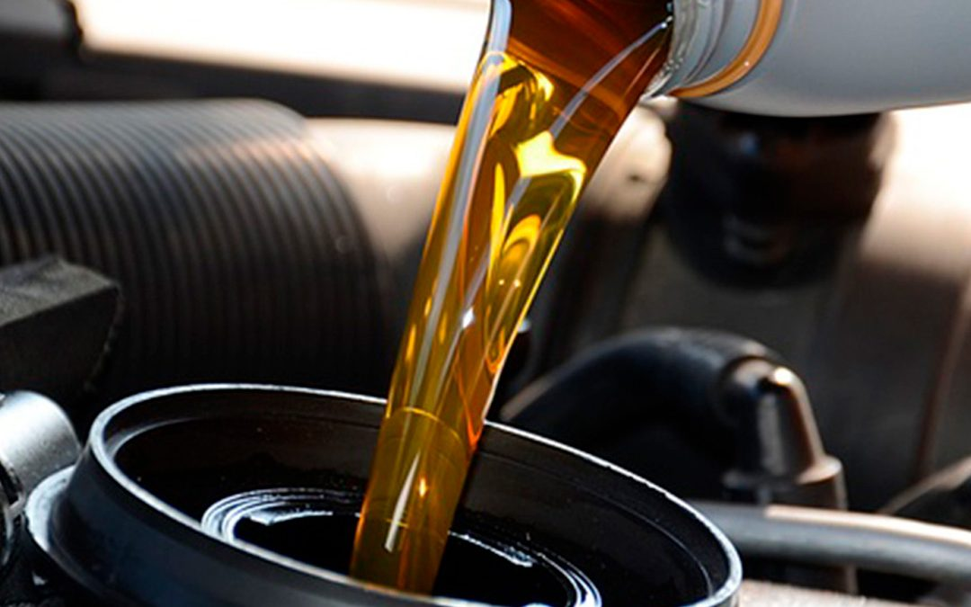 troca de óleo