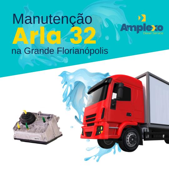 arla 32 grande Florianópolis